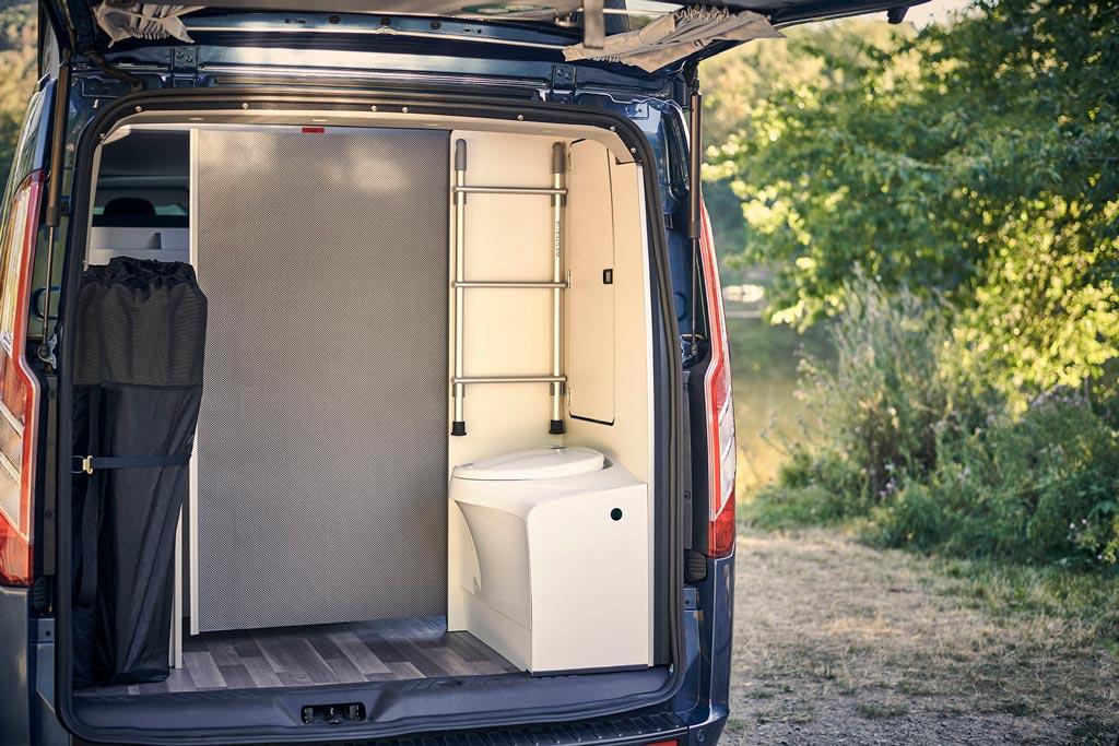 Ford Transit Custom Nugget Plus