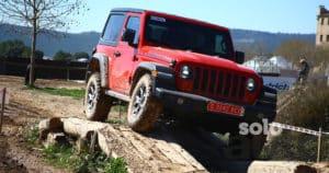 Jeep Wrangler Rubicon 2.2 CRD