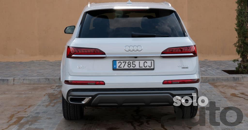 Audi Q7 50 TDI Quattro Mild Hybrid