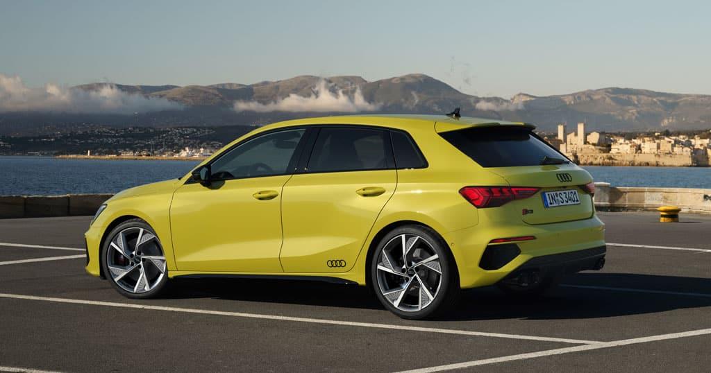Audi S3 Sportback y S3 Sedan