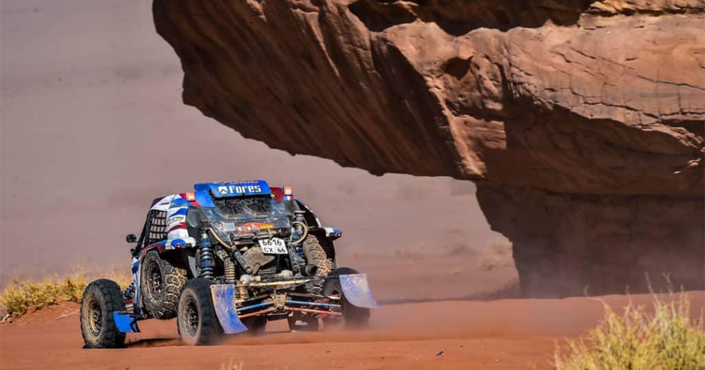 Dakar 2021 ssv