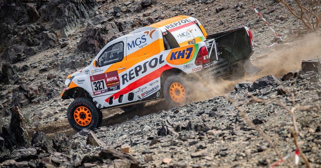 Dakar 2021 Isidre esteve