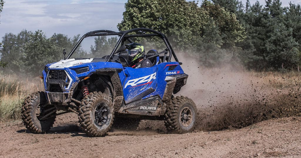 Polaris RZR Trail S 1000 Premium