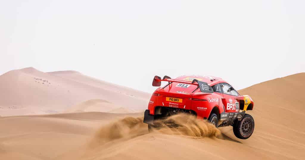 final del Dakar 2021