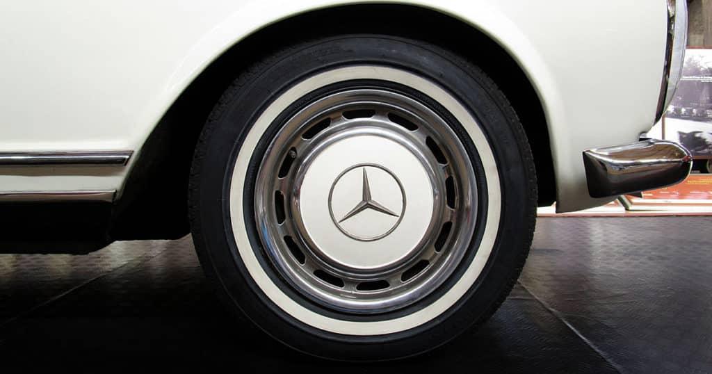 los neumáticos caducan