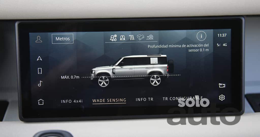 Nuevo Land Rover Defender 110
