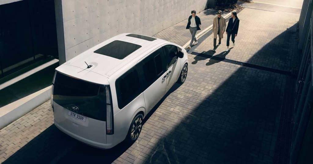 Hyundai-Staria