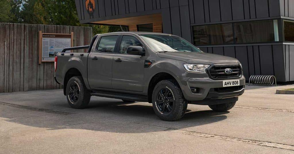 Ford Ranger Stormtrak y Wolftrak