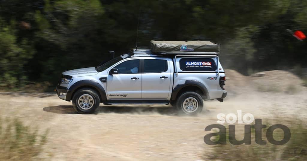 Preparacion-4x4-pickup-Ford-Ranger-F100