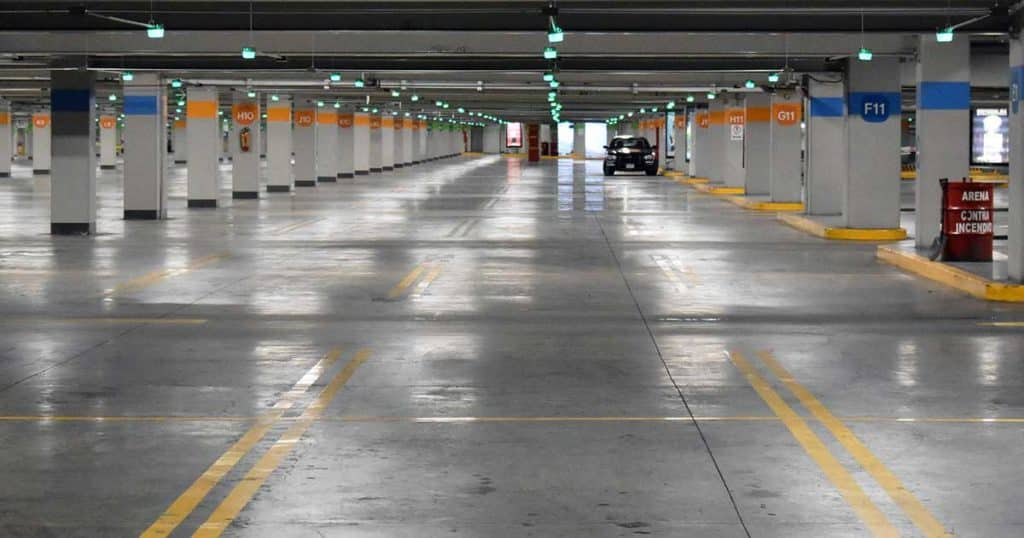 APK2 y EDP parking