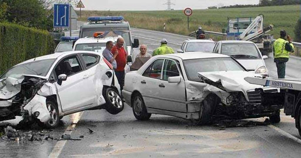 primeros auxilios en carretera