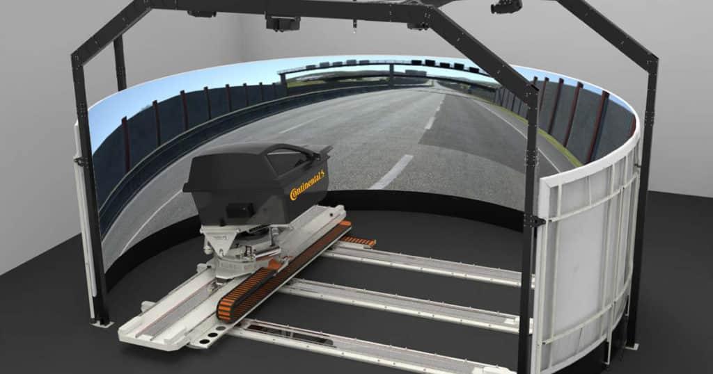 simulador-de-conducción-virtual-de-Continental-neumaticos