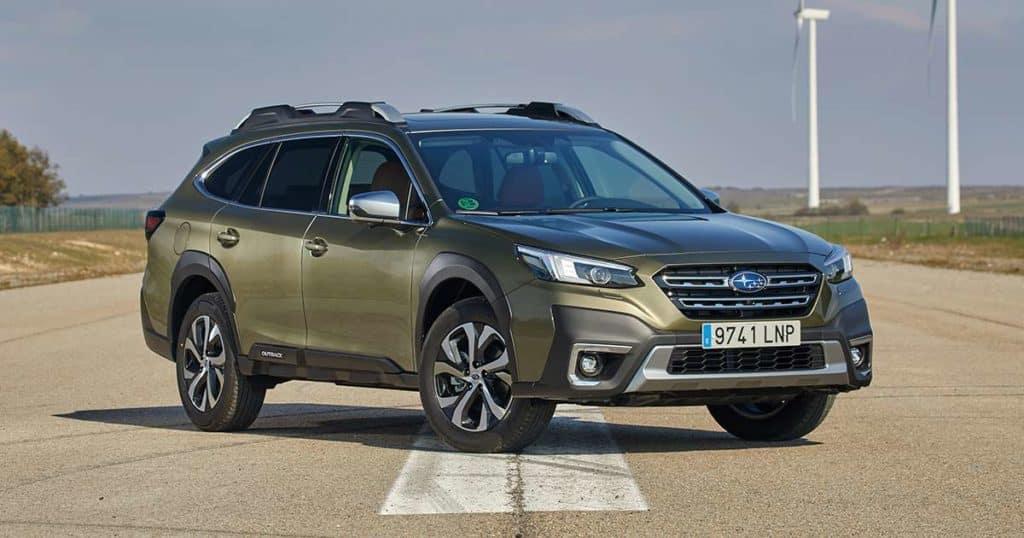 Nuevo Subaru Outback 2021