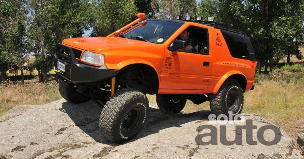 Preparacion-4x4-Opel-Frontera-Sport