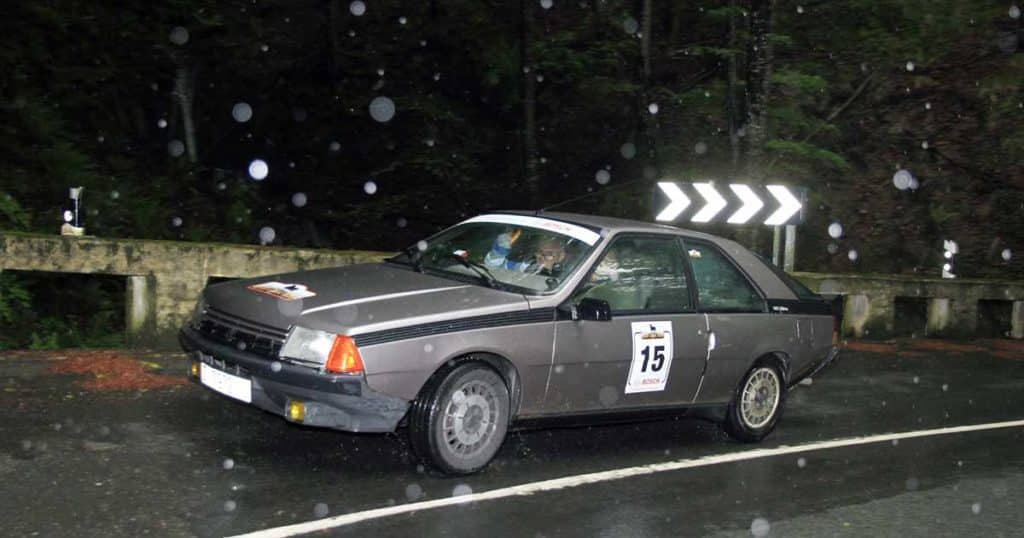 Spain Classic Rally 2021