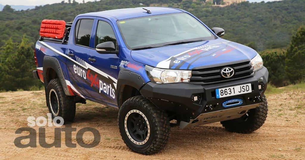 preparación-Toyota-Hilux